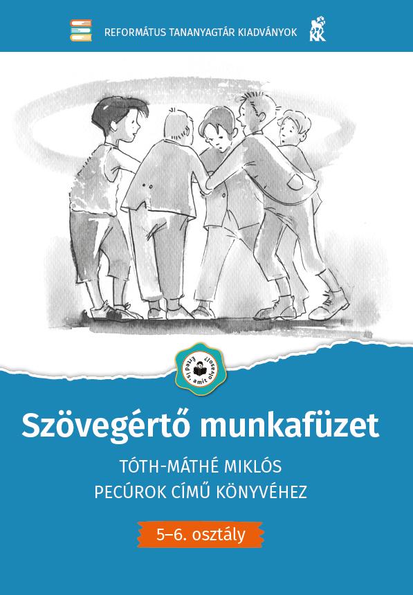 Pecúrok - Szövegértő munkafüzet borító