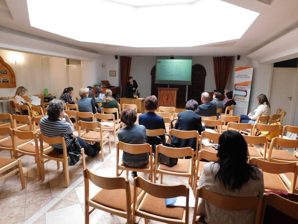 Református Tananyagfejlesztő Csoport - konferencia