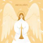 Angyaljárás – az Angyalmese fejezetének illusztrációja