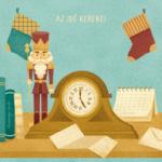 Az idő kerekei – az Angyalmese fejezetének illusztrációja