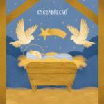 Csodabölcső – az Angyalmese fejezetének illusztrációja