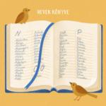 Nevek könyve – az Angyalmese fejezetének illusztrációja