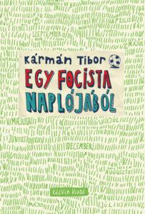 Egy focista naplójából - borító
